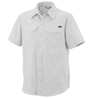 Men's Silver Ridge™ Short Sleeve Shirt , front