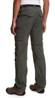 Convertible Men's Convertible Ridge Pants Silver Pants Silver Men's Men's Ridge qA8RqZp