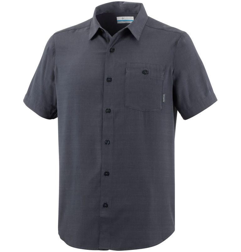 Men's Mossy Trail™ Short Sleeve Shirt Men's Mossy Trail™ Short Sleeve Shirt, front