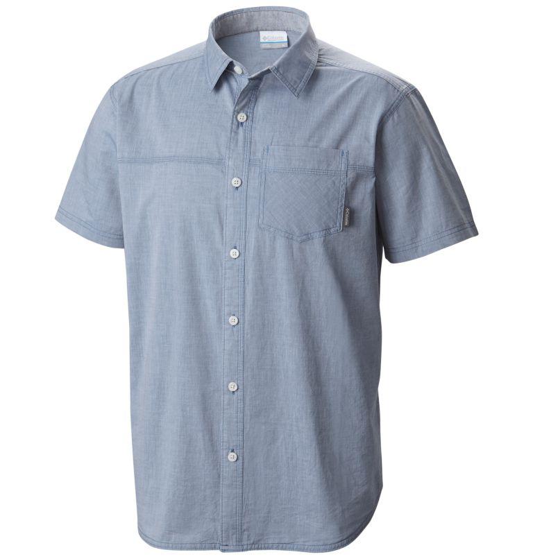 Men's Campside Crest™ Short Sleeve Shirt  Men's Campside Crest™ Short Sleeve Shirt , front