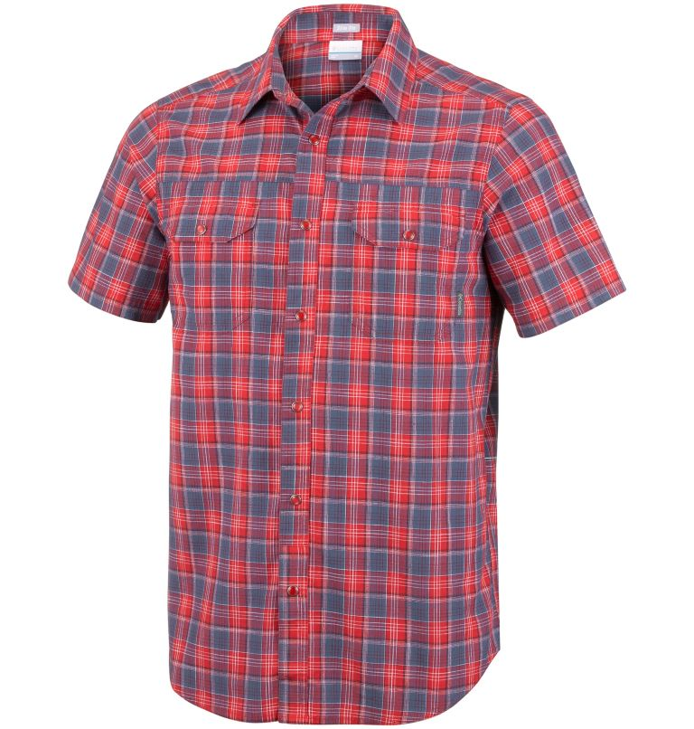 Camisa de manga corta Leadville Ridge™ YD para hombre Camisa de manga corta Leadville Ridge™ YD para hombre, front