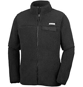 Mountain Side™ Heavyweight Fleece FZ für Herren