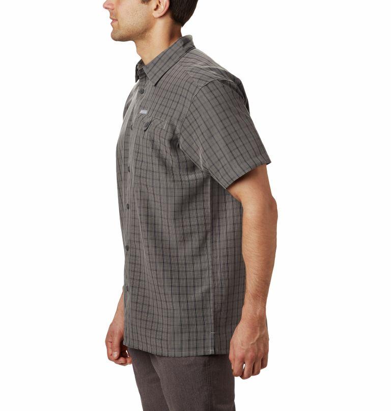 Hombre Columbia Declination Trail II Short Sleeve Shirt Ao9140 Camisa de Senderismo Manga Corta