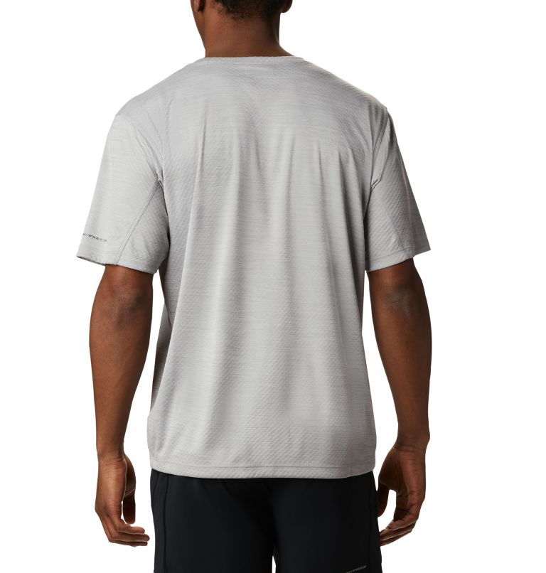 Haut à manches courtes Zero Rules™ Homme - Grande Taille Haut à manches courtes Zero Rules™ Homme - Grande Taille, back