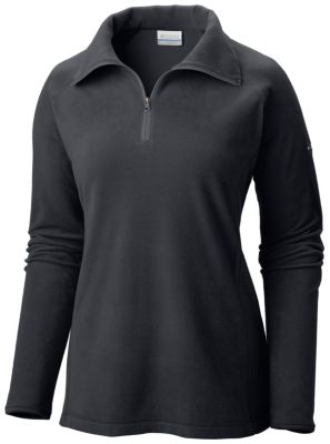 Women's Glacial™ Fleece III 1/2 Zip — Plus Size at Columbia Sportswear in Oshkosh, WI | Tuggl