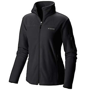 Women's Fast Trek™ II Full Zip Fleece Jacket - Plus Size