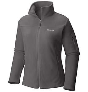 1acf4481a59 Women s Fast Trek™ II Full Zip Fleece Jacket — Plus Size