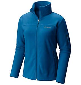 Women's Fast Trek™ II Full Zip Fleece Jacket — Plus Size