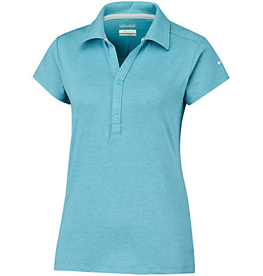 Women's Shadow Time™ Polo – Plus Size , front