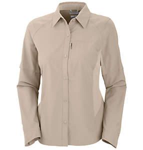 Women's Silver Ridge™ Long Sleeve Shirt - Extended Size
