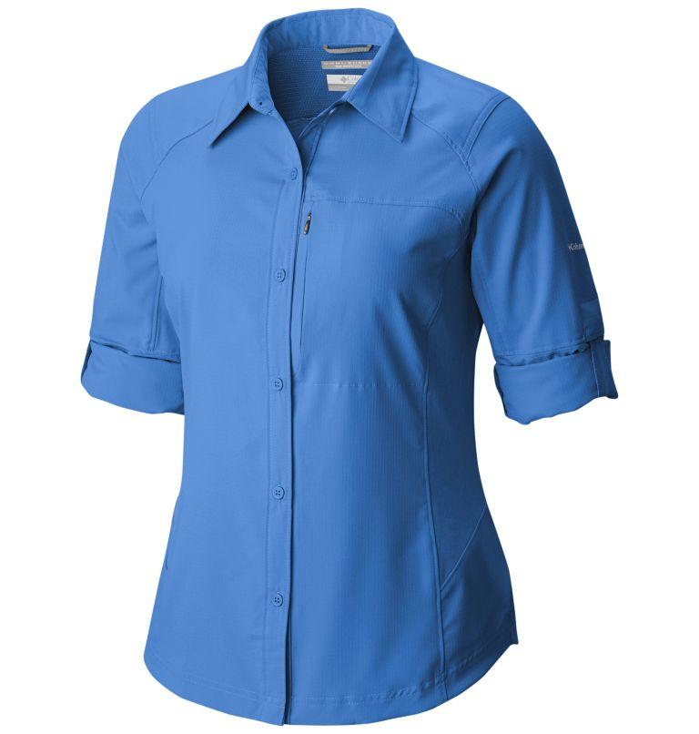 Camiseta de manga larga Silver Ridge™ para mujer –Talla Grande Camiseta de manga larga Silver Ridge™ para mujer –Talla Grande, a1