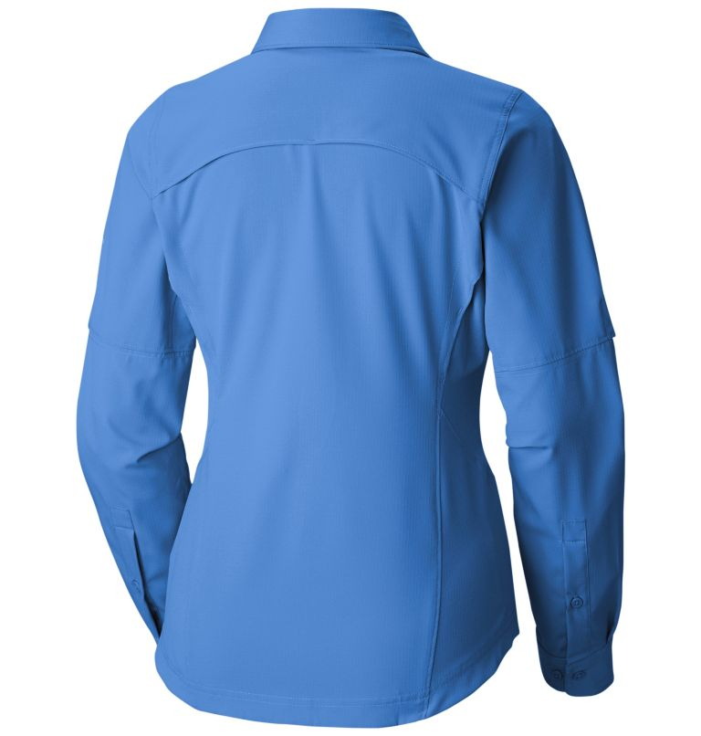 Chemise à manches longues Silver Ridge™ Femme –Grande Taille Chemise à manches longues Silver Ridge™ Femme –Grande Taille, back