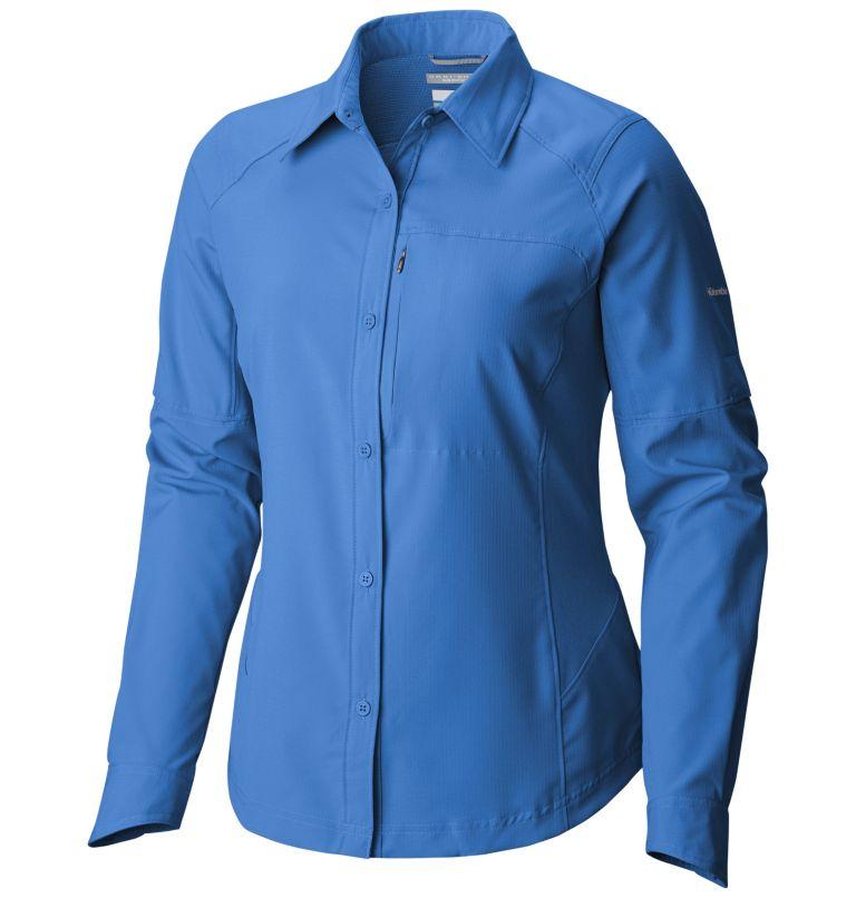 Camiseta de manga larga Silver Ridge™ para mujer –Talla Grande Camiseta de manga larga Silver Ridge™ para mujer –Talla Grande, front