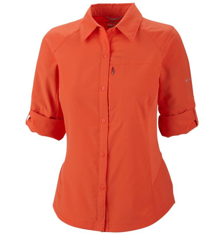 Camicia a maniche lunghe Silver Ridge™ da donna –Taglia Conformata Camicia a maniche lunghe Silver Ridge™ da donna –Taglia Conformata, a1