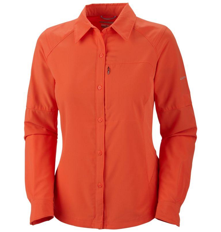 Camicia a maniche lunghe Silver Ridge™ da donna –Taglia Conformata Camicia a maniche lunghe Silver Ridge™ da donna –Taglia Conformata, front