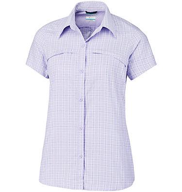 Camicia a maniche corte Silver Ridge™ Multi Plaid da donna –Taglia Conformata , front
