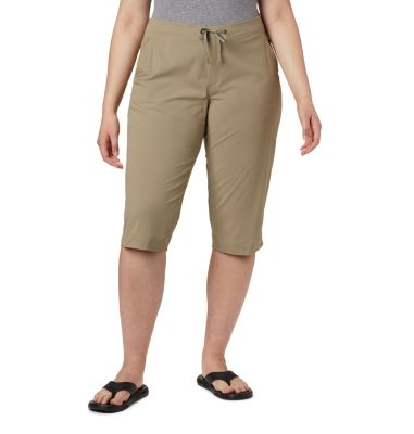 Women's Anytime Outdoor™ Capri - Plus Sizes at Columbia Sportswear in Daytona Beach, FL | Tuggl