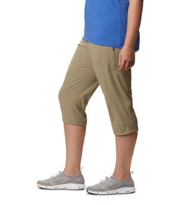 Women's Just Right™ II Capri Pant - Plus Sizes