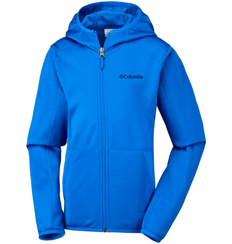 Youth S'more Adventure™ Full Zip Hoodie Youth S'more Adventure™ Full Zip Hoodie, front