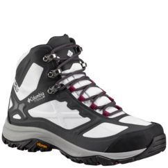 Femme Chaussures Multisport, Imperméable, Peakfreak XCRSN II Xcel Low, Gris (Graphite, Intense Violet), Pointure : 41Columbia