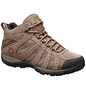 Men's Redmond™ Mid Leather Omni-Tech™ Trail Shoe