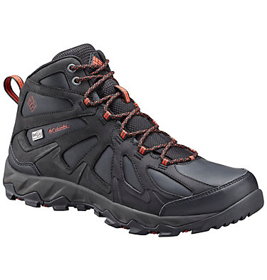 Men's Peakfreak XCRSN II Mid Leather OutDry™ Trail Shoe , front