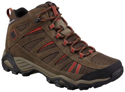 Men's North Plains Mid WP waterproof-breathable shoe | Columbia.com