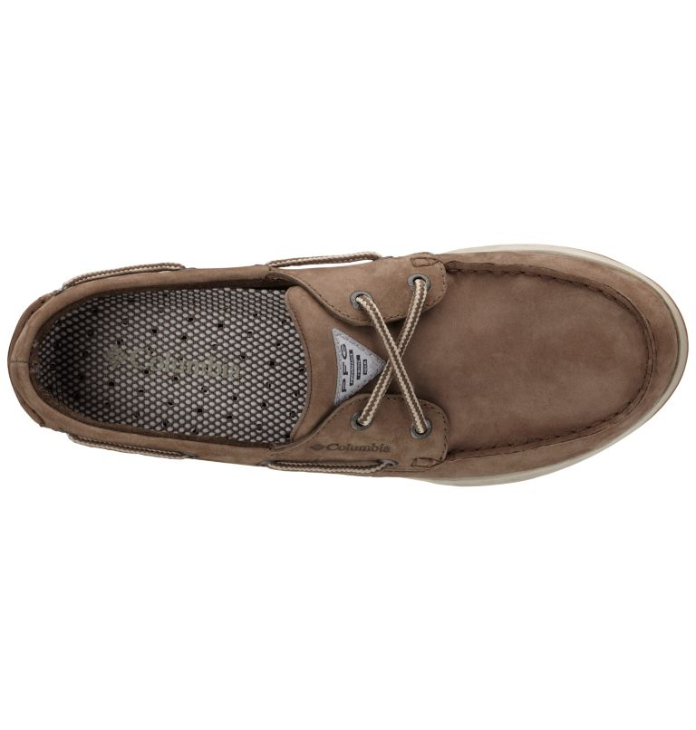 Men's Bonehead™ Vent Leather PFG Boat Shoe Men's Bonehead™ Vent Leather PFG Boat Shoe, back