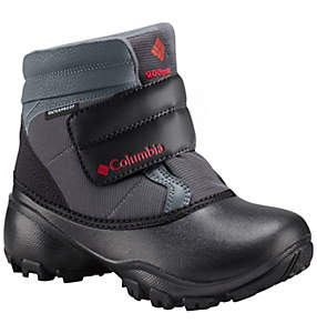 Youth Columbia Rope Tow Kruser Boots