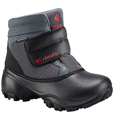 Youth Columbia Rope Tow Kruser Boots , front