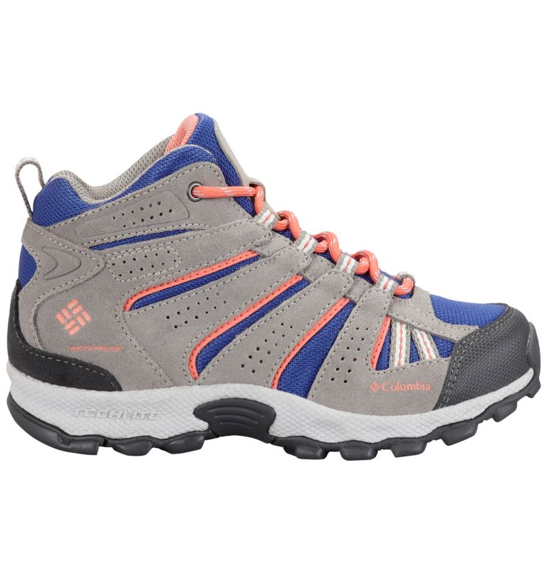 Youth North Plains™ Mid Waterproof Shoe Youth North Plains™ Mid Waterproof Shoe, front