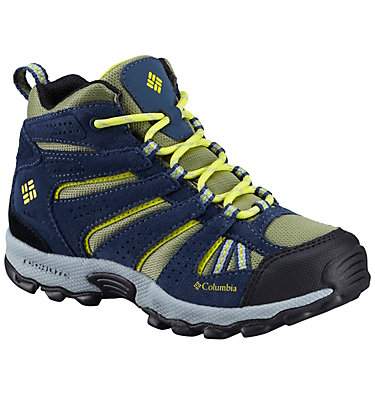 Youth North Plains™ Mid Waterproof Shoe , front