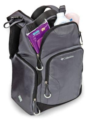 Summit Rush™ Diaper Backpack | Tuggl