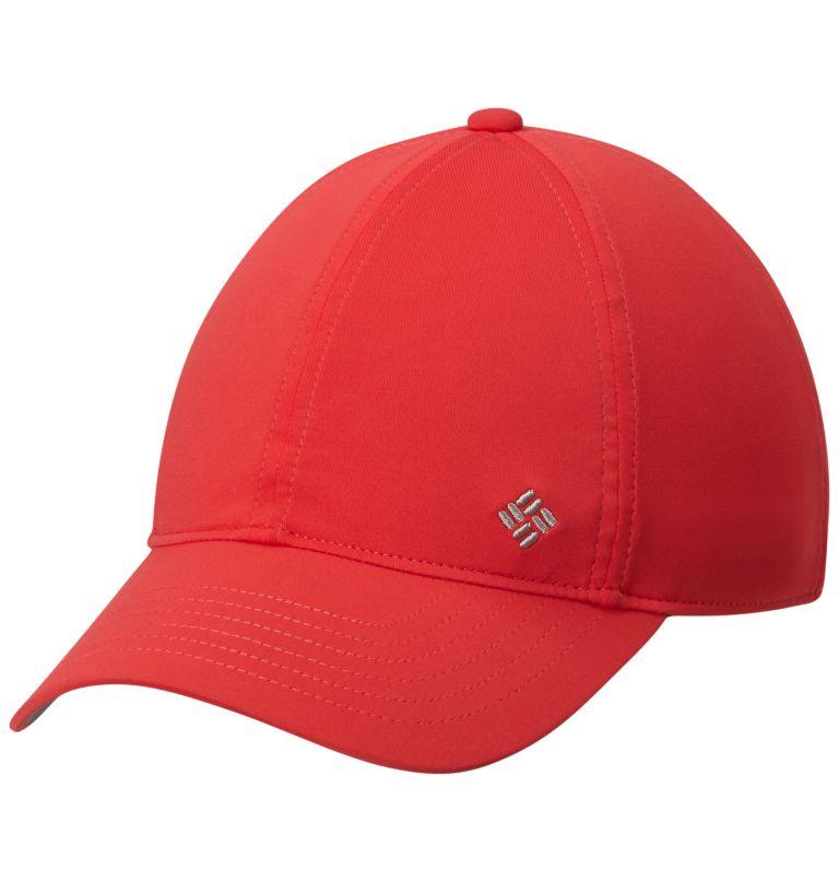 W Coolhead™ Ballcap | 653 | O/S Berretto da baseball Coolhead™ III da donna, Red Camellia, front