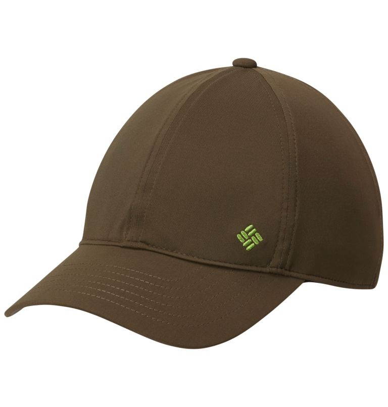 M Coolhead™ Ballcap | 213 | O/S Men's Coolhead™ Ballcap III, Peatmoss, front