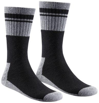 Men's Thermal Full Cushion Boot Sock - 2 Pack | Tuggl