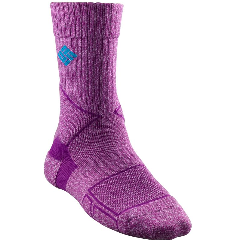 Trail Hiking Crew Light Sock - | 515 | S Leichte Crew-Wandersocke - W, Veilchen, front