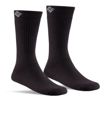Men's Cushioned Wool Crew Sock - 2 Pack | Tuggl