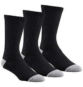 Men's Athletic Cushioned Crew - 3 pack