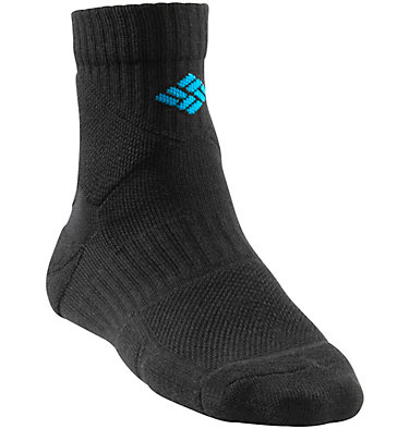 Men's Trail Hiking Quarter Light Sock , front