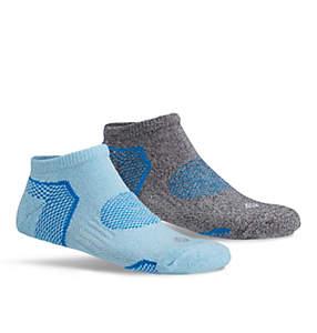 Women's Balance Point Walking Low Cut Socks - 2 pack