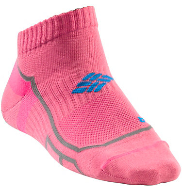 Women's Trail Running Low-Cut Light Sock , front