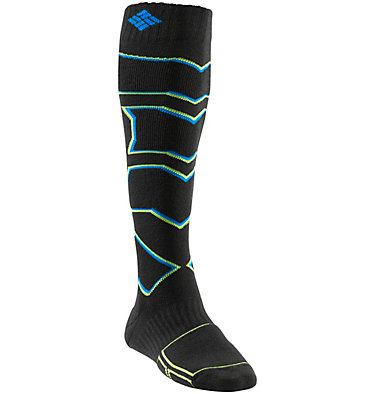 Men's Ski Over The Calf Medium Sock , front