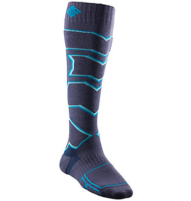 Ski Over The Calf Medium Unisex Sock , front