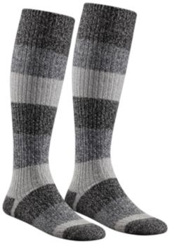 Women's Super Soft Striped Knee-High Sock 2 Pack