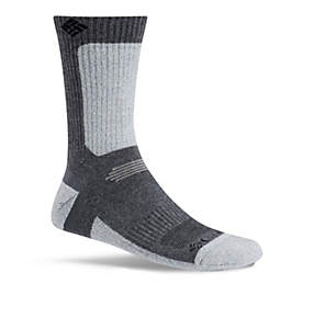 Hiking Lightweight Crop Crew Socks