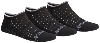 Women's No Show - Flat-Knit Ultra Low - 3PR | Tuggl