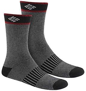 Men's Wool blend Bird's Boot Socks - 2PR