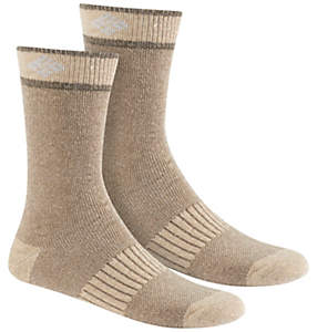 Men's Wool blend Bird's Boot Socks - 2PR