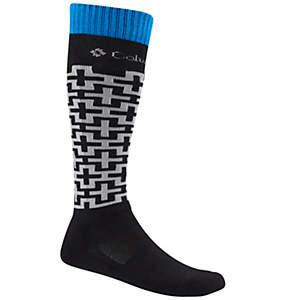 Ski Winter Blur Sock